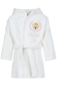 Персонализиран, бродиран детски халат