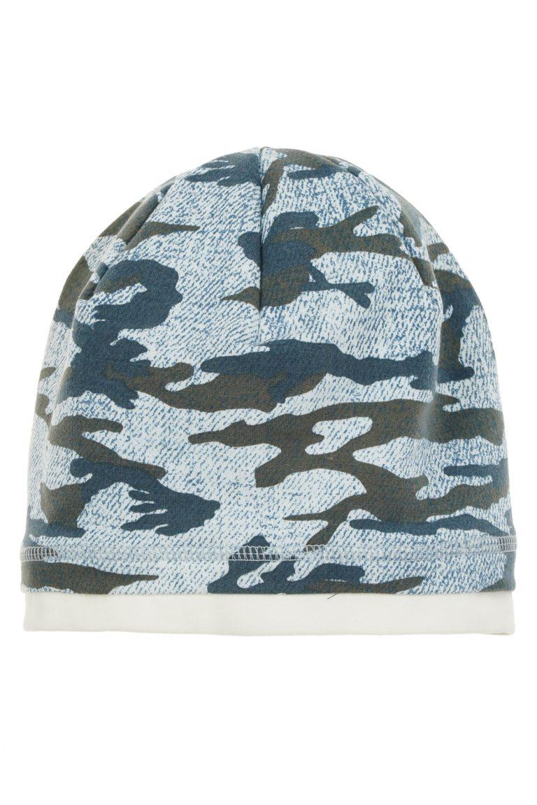 Зимна шапка Софт Камо