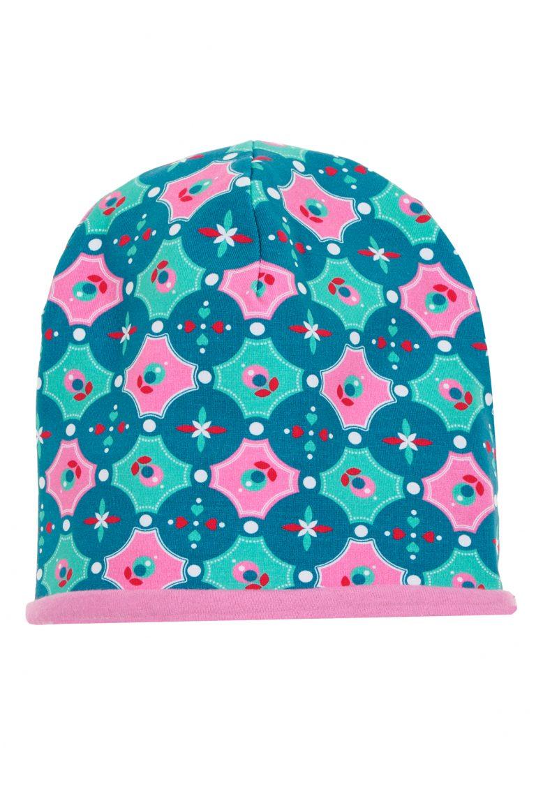 Зимна шапка Мозайк