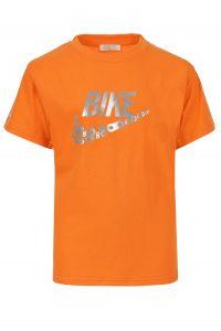 Светлоотразителна детска тениска  BIKE