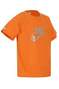 Светлоотразителна детска тениска  BIKE - 0