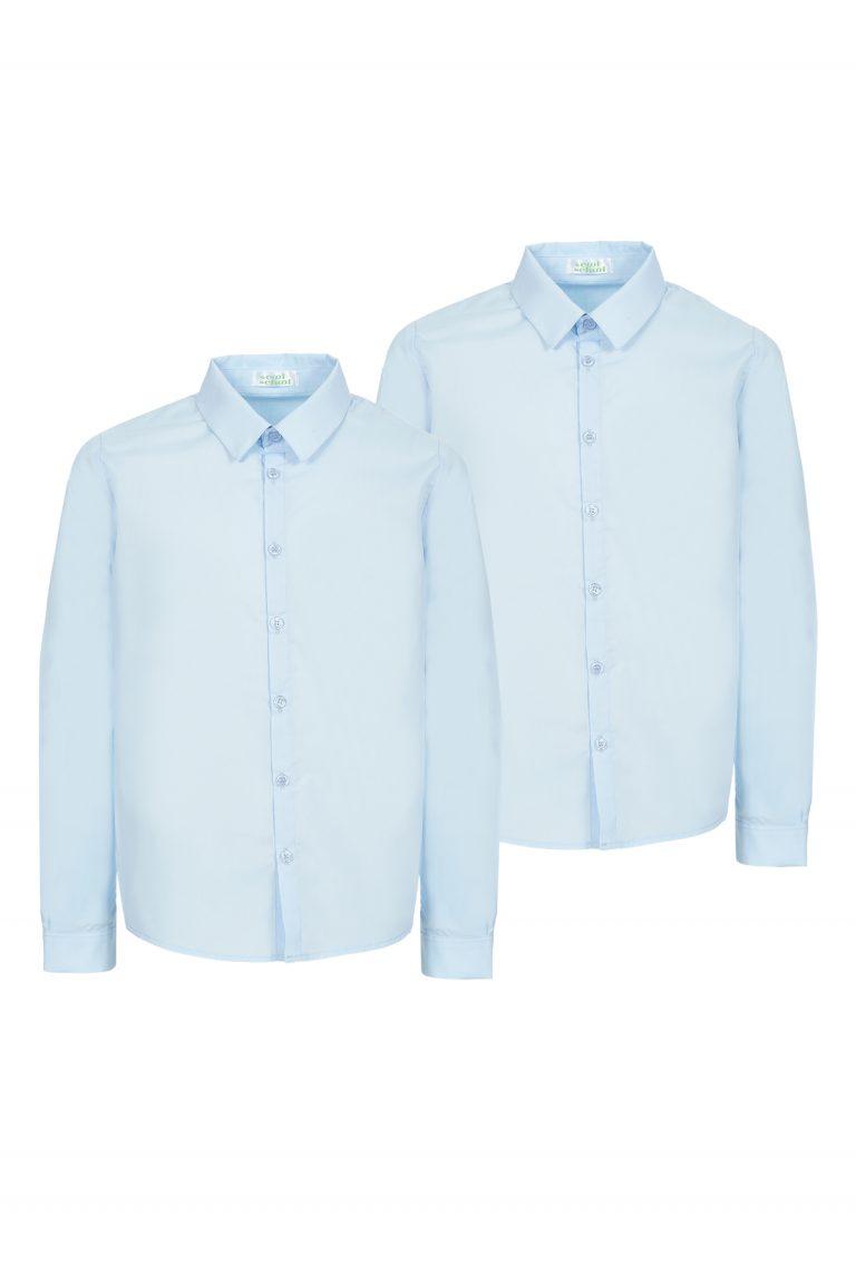 Комплект две ризи Оксфорд момичета