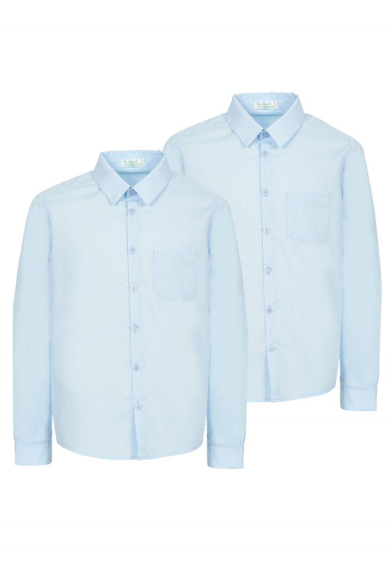 Комплект две ризи Оксфорд момчета