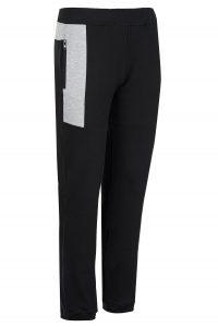 Комплект панталони джогинг в един цвята - 1