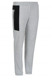 Комплект панталони джогинг в сив цвята - 1