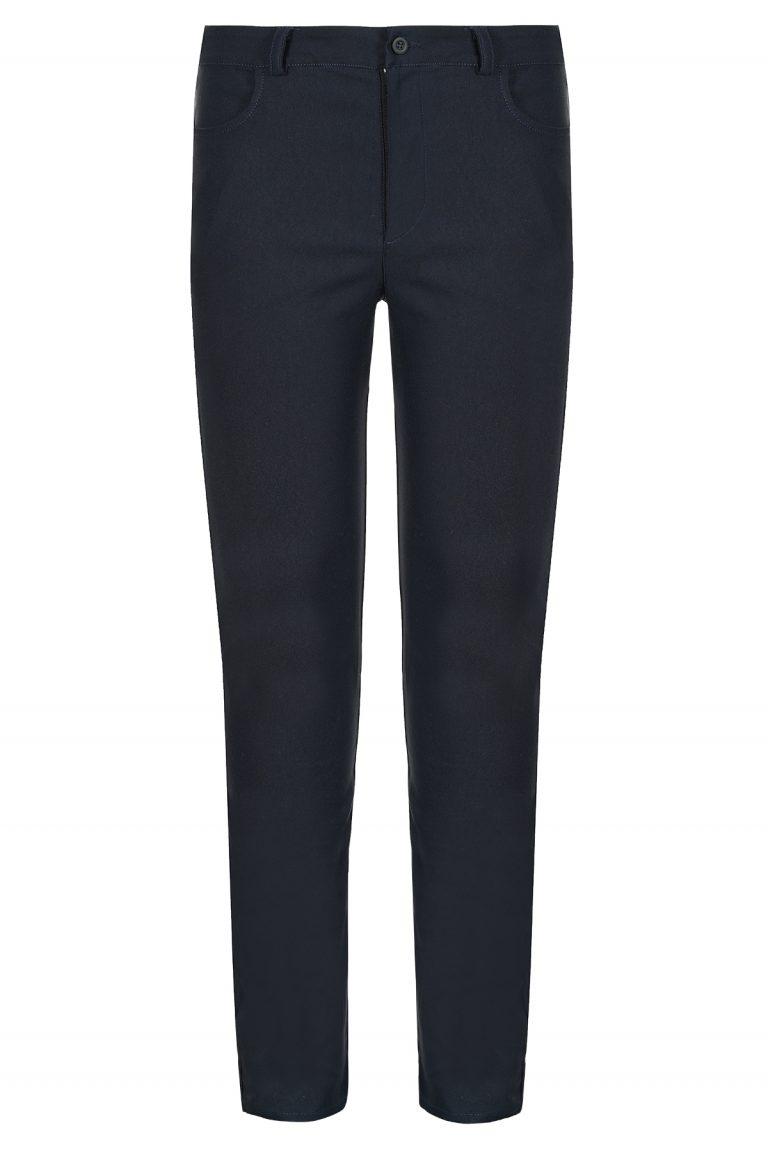 Eластичен  панталон тип клин