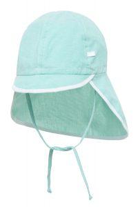 Слънцезащитна шапка Legionnaire-green UPF 50+