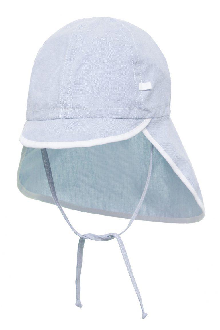 Слънцезащитна шапка  Legionnaire-blue UPF 50+