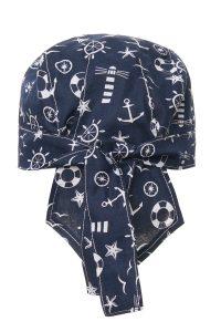 Детска забрадка/bandana с козирка UPF 15+ - 0